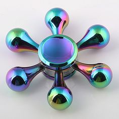 Fidget+Spinner+Hand+Spinner+Spinning+Top+Toys+Toys+Ring+Spinner+Metal+EDC+Novelty+&+Gag+Toys+–+SGD+S$+18.99