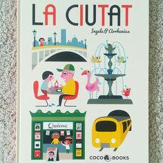 Livre La ville d'Ingela P. Diy Old Books, New Books, Good Books, Tove Jansson, Marcel, Urban Icon, Edition Jeunesse, Book City, Picture Dictionary