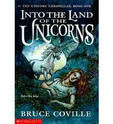 Into the Land of Unicorns. I was OBSESSED with this series as a kid!!!