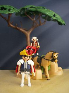 Osamu Tezuka´s Princess Knight. La Princesa Caballero de Osamu Tezuka. My Custom Playmobil.