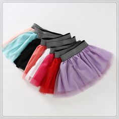 Baby Girls Sequins Tutu Lace Skirts Girl Candy Color Toddler Skirt Princess Kids Mesh Design Casual Party Skirt Online with $6.01/Piece on Smartmart's Store | DHgate.com
