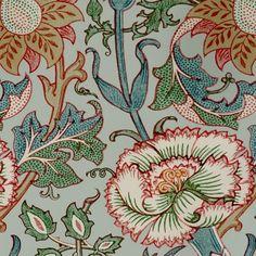 Pink & Rose wallpaper MORRIS & CO