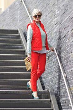 Fotos que muestran que los años se llevan con glamour y elegancia – 4 Ways Page