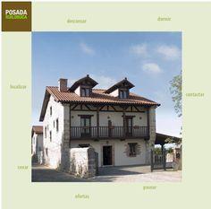 http://www.posadaruilobuca.com/ Posada Ruilobuca se encuentra en el conocido como barrio de Ruilobuca, en el municipio de Ruiloba, en la Costa Oriental de Cantabria.