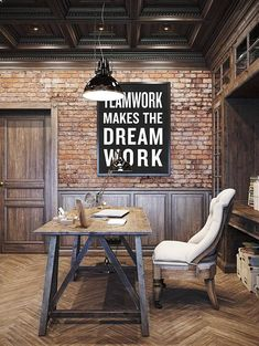 UNFRAMED - TEAMWORK MAKES THE DREAM WORK POSTER ****** This print is sold UNFRAMED ****** Take our TEAMWORK MAKES THE DREAM WORK Typography Poster and blend it with your desire to follow your dreams and then you have the perfect recipe and reminder to continue chasing your hopes and