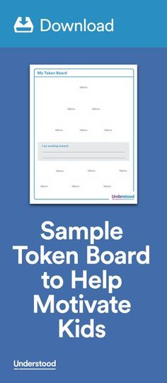 A Token Board Is Visual And Tactile Tool To Help Kids With Learning Attention