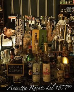 """BELLUDI  42"" ~ RICCIONE ""GALEOTTO"" Ingredients: ~ Riviera Gin Premium Elitist (30 ml.); ~ Anisetta Rosati (10 ml.); ~ Franklin & Sons Natural Indian Tonic Water (60 ml.); Garnish with: three juniper berries and a slice of fresh lemon.  #Belludi42 #AnisettaRosati #RivieraGin #CharlesFlamminio   #AnisettaRosati1877 #AscoliPiceno #anisetta #Picenoshire #anisette #Anice #AnisettaRosatiRiservaLeoneXIII"