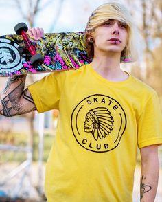 Sunshine yellow for a little slice of happy! Club Design, Unisex Fashion, Capsule Wardrobe, Skate, Mustard, Sunshine, Yellow, Boys, Happy