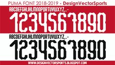 40 ideas de font 32 en 2020 tipografia fuentes deportivas tipografia numeros 40 ideas de font 32 en 2020
