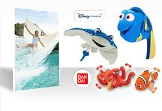 Le Monde De Dory Au Cinéma | Jeux Concours | Disney.fr