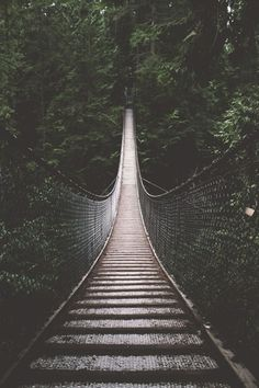 One of my favorite places on Earth. PP: Lynn Canyon Suspension Bridge, Vancouver - Canada. By Bronson Snelling Lynn Canyon Suspension Bridge, Foto Top, Images Gif, Travel Companies, Adventure Is Out There, Vacation Trips, Vacation Travel, Travel Destinations, Oh The Places You'll Go