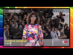 OVER THE RAINBOW Fashion Trends Spring 2016 by Fashion Channel