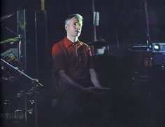 Adam Yauch on drums