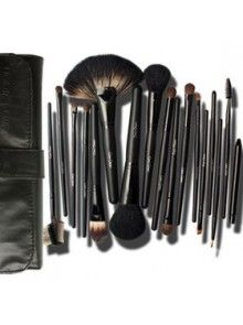 Set Pro 18 pinceaux Maquillage - Bad Girl