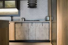 Loft | Collection System | Industrial Kitchens from Snaidero