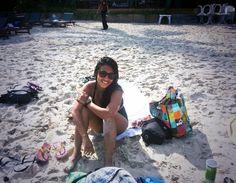 Fun times at the #beach! #Travel #Adventure #TravelAdventurer #Thailand #KohSamui #GrabYourDream
