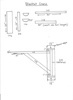 Simply Prim: Blanket Crane Tutorial