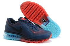best website 18d51 e326e Find Nike Air Max 2014 LG KPU Navy Blue Black Red Super Deals online or in  Pumaslides. Shop Top Brands and the latest styles Nike Air Max 2014 LG KPU  Navy ...