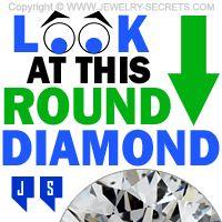 ►► LOOK AT THIS ROUND DIAMOND 👀 ►► Jewelry Secrets