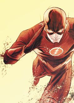 Flash: Season Zero Variant - Francis Manapul | I'm really excited for the Flash series I hope it lives up to the expectations.