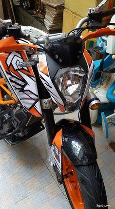 KTM duke 390 ABS 2014 bán => 115tr Ktm Duke 200, Cars And Motorcycles, Motorbikes, Helmets, Image, Hard Hats, Motorcycles, Helmet, Motorcycle