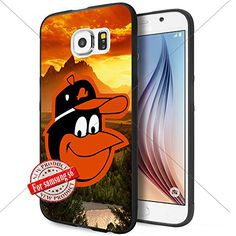 Baltimore Orioles MLB Logo WADE8120 Samsung s6 Case Protection Black Rubber Cover Protector WADE CASE http://www.amazon.com/dp/B016TN6K96/ref=cm_sw_r_pi_dp_tYcCwb08G32RW