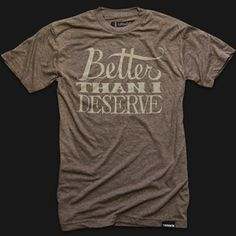 I REALLY would love this shirt! Dave Ramsey has me saying that phrase all of the time now. :)