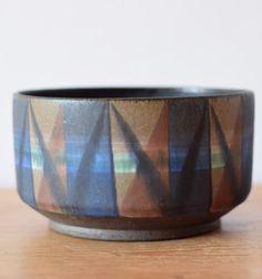 Thomas Toft; Glazed Earthenware Bowl, 1960s.