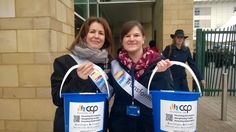 #BucketCollection @ Chelt Races for CCP