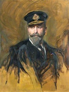 Admiral Prince Louis of Battenberg (1854–1921), Later Admiral of the Fleet