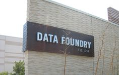 fd2s developed a program of site signage for the new 250,000-square foot master-planned facility of Data Foundry, creator of the first purpose-built, carrier-neutral data center...
