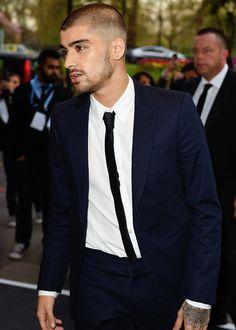 Zayn Malik // Asian Awards (4.17.15)