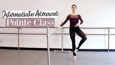 Hi I'm Kathryn! I am soloist with Miami City Ballet and a former soloist with the New York City Ballet. When I was a young student, I was always looking for . Ballet Body, Ballet Barre, City Ballet, Ballet Class, Dance Class, Dance Studio, World Ballet Day, Ballerina Workout, Dance Dreams