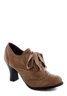 Polished Presence Heel | Mod Retro Vintage Heels | ModCloth.com