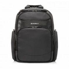 "Everki Suite Premium Laptop Rucksack 14"" Schwarz"