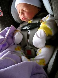 Probably the best article I've read about car seats not on a car-seat specific website. Ad the first pinned picture I've come across on Pinterest with a child actually properly buckled in their seat.