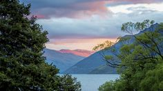 #Lake #Wakatipu in #NewZealand by Joan Carroll