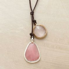 pink sundance necklace