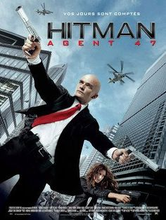 film Hitman: Agent 47 2015 en streaming