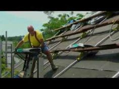 MAJ Roof Scaffolding System - YouTube