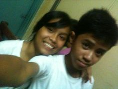 me and my classmate :-) Thats Not My, My Style