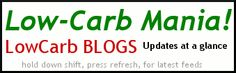 Low carb Blogs