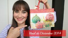 Haul Diciembre 2014 / Carla Calvo