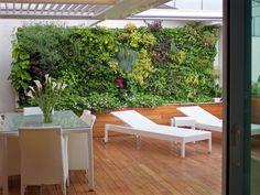 Внутренние вертикальные сады by SUNDAR ITALIA