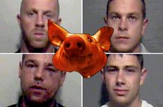 Outrage Over Severed Pig Head Dumped At Mosque While ISIS Beheadings Quietly Accepted