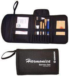 Hohner Harmonica Service Set