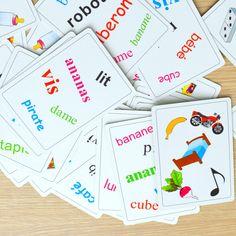Tam Tam Safari — CP niveau 1 est un jeu de cartes qui vise à développer la lecture des mots simples. #TamTamSafari #JeuEducatif #JeuDeLecture #AbLudis