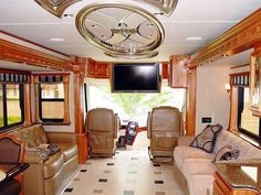 HGTV's new show House Hunters RV is awesome.  I had no idea just how luxurious some mobile homes could be, so cool to watch.  Makes me want to drop everything, buy an RV, and travel the continent.