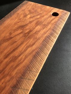 Combination Of Rustic And Refined Cutting Board For The Hippest Of Chefs.  Crafted In Freeport