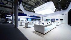 Samsung Mobile | MWC 2013 Barcelona - Main Display